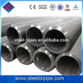 Chinese wholesale suppliers galvanized seamless steel tube for building material and oil pipeline